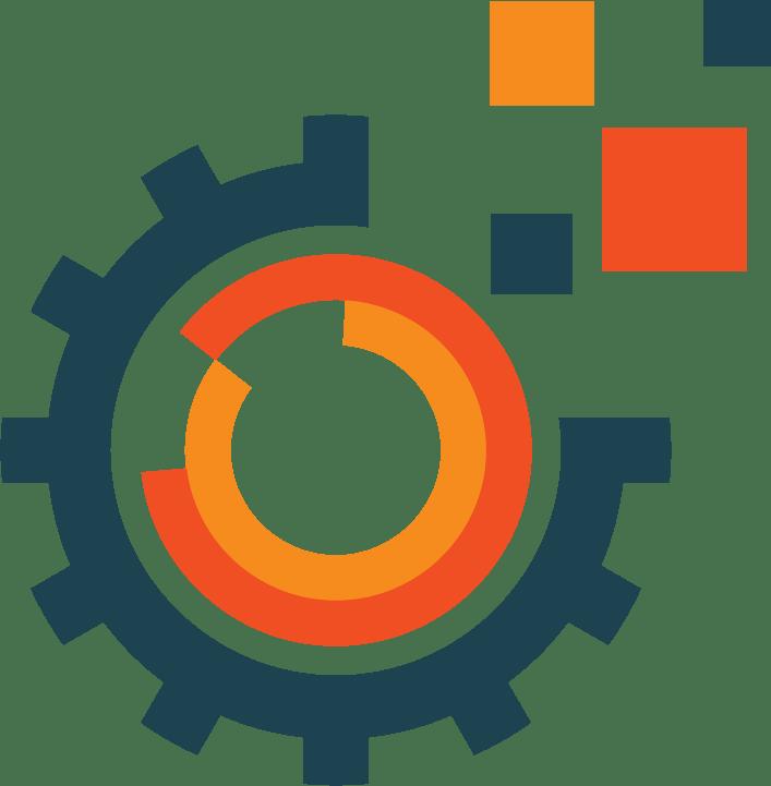 Logo Gear Icon