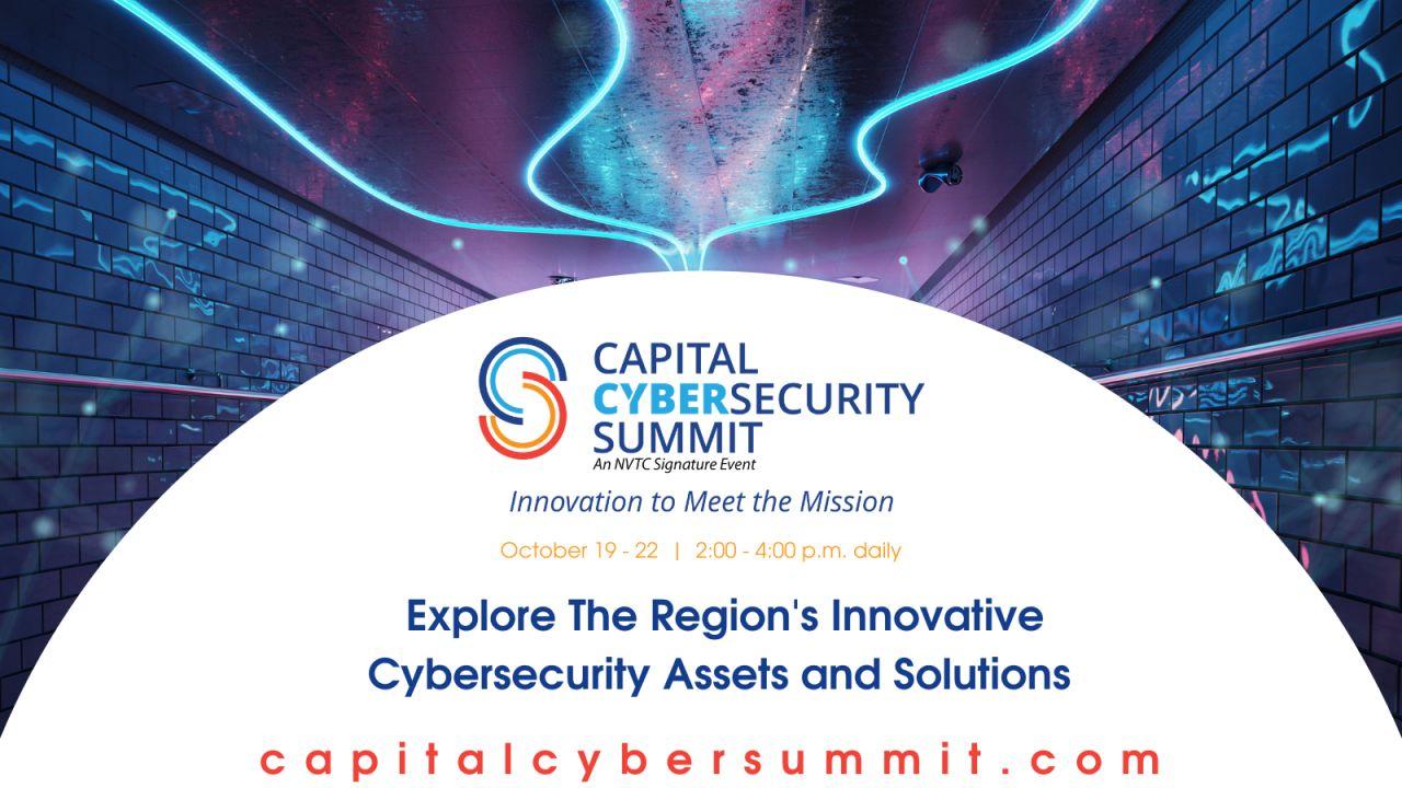 Capital Cybersecurity Summit