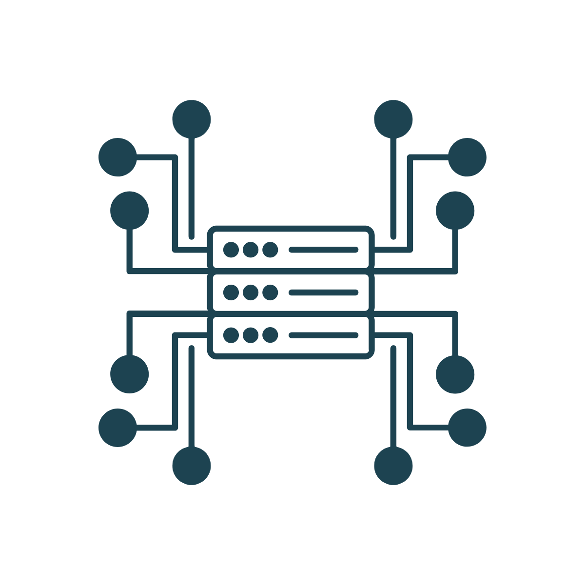 centralized monitoring icon
