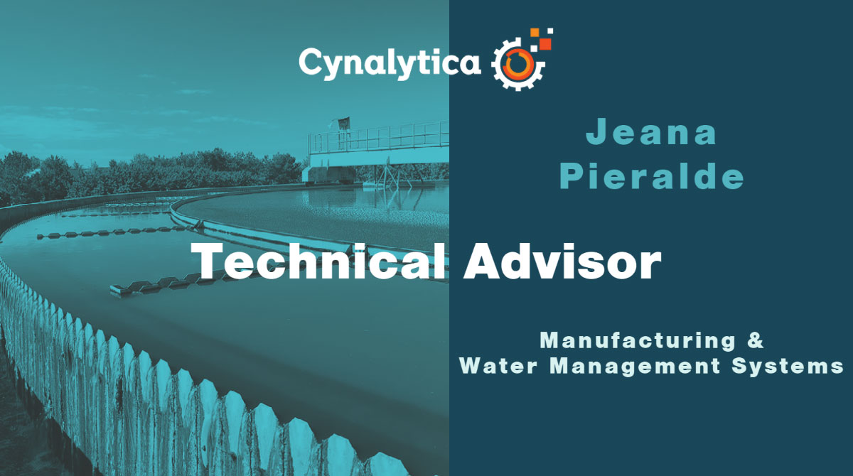 Jeana Pieralde, Technical Advisor, Manufacturing & Water Management Systems