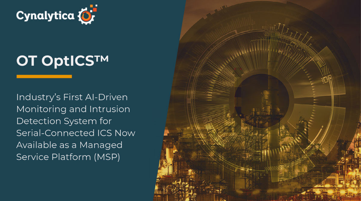 AI-Driven Intrusion Detection System for Serial-Connected ICS provided as a Managed Service Platform